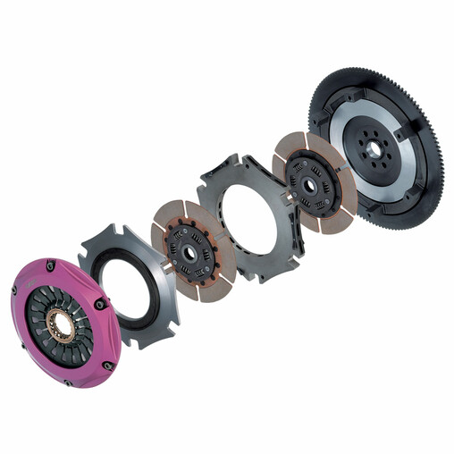 Exedy Hyper Multi Twin Clutch Kit For Nissan 200sx S13 Sr20det Express Shipping Available From Driftshop Com
