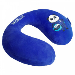 Sparco Child's Neck Support Cushion - Blue