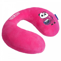 Sparco Child's Neck Support Cushion - Pink