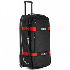 Sparco Tour Trolley Bag - Red
