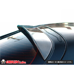 Origin Labo V2 Carbon Roof Spoiler for Mazda RX-7 FD