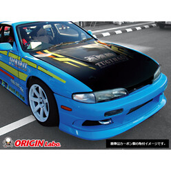 "Origin Labo ""Type 1"" Bonnet for Nissan 200SX S14"