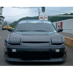 "Origin Labo ""Type 1"" Bonnet for Nissan 200SX S13"