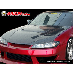 "Origin Labo ""Type 1"" Bonnet for Nissan Silvia S15"