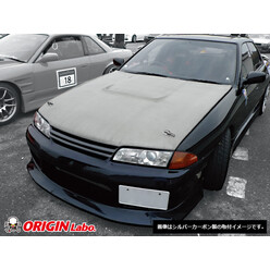 "Origin Labo ""Type 1"" Bonnet for Nissan Skyline R32"