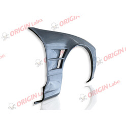 Origin Labo +40mm Front Fenders for Nissan 200SX S13