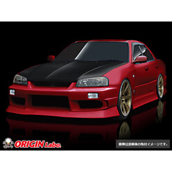 Origin Labo Stream Line Bodykit for Nissan Skyline R34