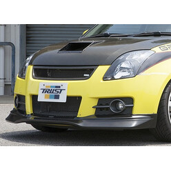 GReddy V2 Front Lip for Suzuki Swift Sport ZC31S (05-12)