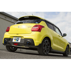 GReddy Comfort Sports GT Slash Silencer for Suzuki Swift Sport ZC33S (2017+)