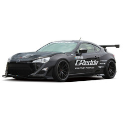 GReddy x RB Wide Body Kit for Toyota GT86