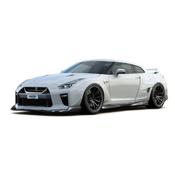 GReddy Wide Body Kit for Nissan GT-R (2017+)