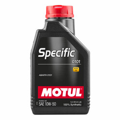 Motul Specific Engine Oil 0101 10W50 (Fiat, Abarth) 1L