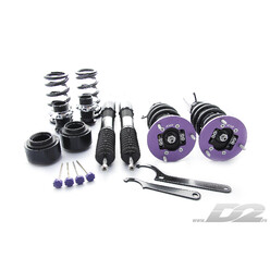 D2 Street Coilovers for BMW 1 Series E8X (04-11)