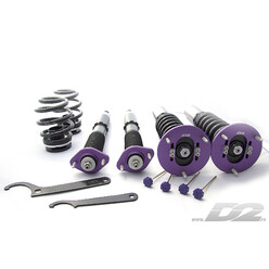 D2 Street Coilovers for BMW 3 Series E30 (82-92)