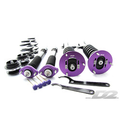 D2 Street Coilovers for BMW 3 Series E36 (90-98)