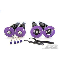 D2 Street Coilovers for BMW 5 Series E39 (95-03)