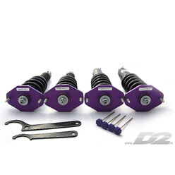 D2 Street Coilovers for Mazda MX-5 NA & NB (89-05)