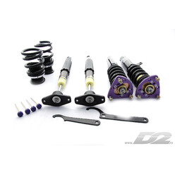 D2 Street Coilovers for VW Golf 5, inc. GTI & R32 (03-08)