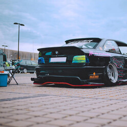 StolarWorks Kawaii Rear Wing for BMW E36