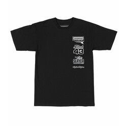 Hoonigan HRD20 Bolts T-Shirt - Black