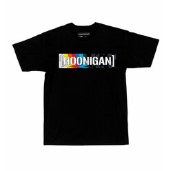 Hoonigan HRD20 Censor Bar T-Shirt - Black