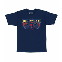 Hoonigan Plaque T-Shirt - Navy