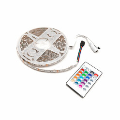 Underglow Neon LED Lights - Full Colors, Remote Controled (5 m)