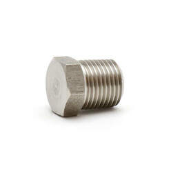 "1/8"" NPT Blanking Plug for Sandwich Plate & Sensor Adapter"