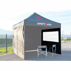 DriftShop Paddock Marquee 3m Sidewall with Window (3x3)