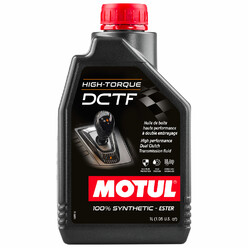Motul High-Torque DCTF Dual Clutch Transmission Fluid (1L)