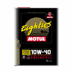 "Motul Youngtimer ""Classic Eighties"" Engine Oil - 10W40 (2L)"