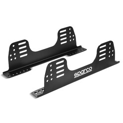 Sparco FIA Approved Long Universal Side Mount Seat Frame (Steel)