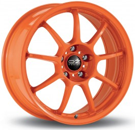 "OZ Alleggerita HLT 18x7.5"" 5x112 ET50, Orange"