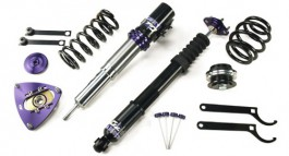 D2 Racing Rally Asphalt Coilovers for Volvo C30