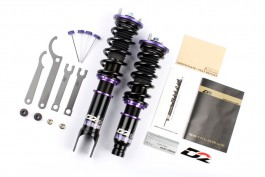 D2 Racing Street Coilovers for VW Golf 2