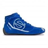 Sparco Slalom RB-3 Shoes - Blue (FIA)