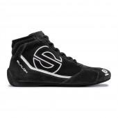 Sparco Slalom RB-3 Shoes - Black (FIA)