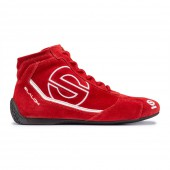 Sparco Slalom RB-3 Shoes - Red (FIA)