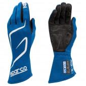 Sparco Land RG-3.1 Gloves - Blue (FIA)