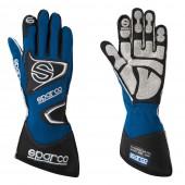 Sparco Tide RG-9 Gloves - Blue (FIA)