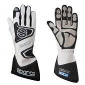 Sparco Tide RG-9 Gloves - White (FIA)