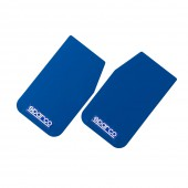 "Sparco ""Mud Flaps"" - Blue"