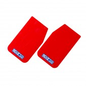"Sparco ""Mud Flaps"" - Red"