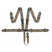 "Sparco 5 Points 3"" Camo Harness (SFI)"