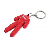 Sparco Racing Suit Keyring