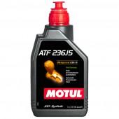 Huile de Boîte Automatique et Direction Assistée Motul ATF 236.15 (1L)