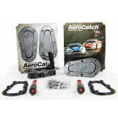 """Aerocatch """"Carbon Look"""" Flush Fit Bonnet Pins"""