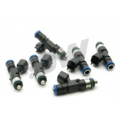 Deatschwerks 550cc Injectors for BMW E30 & E36  (Fuel Rail with clips)