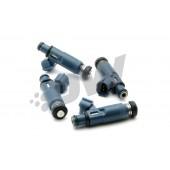 Deatschwerks 650cc Injectors for Subaru Legacy GT (EJ25, 2007-2012, set of 4)