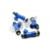 Deatschwerks 850cc Injectors for Subaru Legacy GT (EJ25, 2007-2012, set of 4)